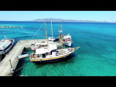 Naxos Island -  Plaka , Agia Anna, Agios Prokopios