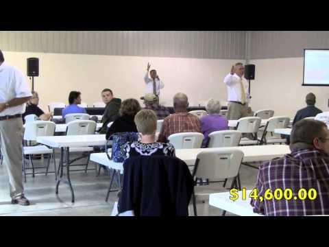 Record Breaking Hancock County, IL Land Auction - Harriet June Rhea Gross Trust