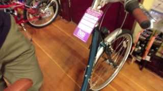 Breezer Uptown Video Overview - American Made Cruiser Bicycles, Motorized Lights, Internally Geared