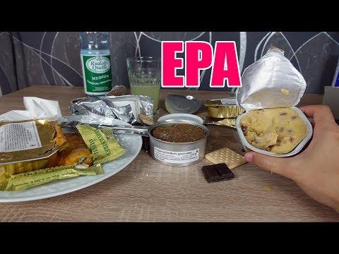 Militär Essen für 24h   Wie schmeckt es? (Einmannpackung)
