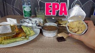 Militär Essen für 24h | Wie schmeckt es? (Einmannpackung)