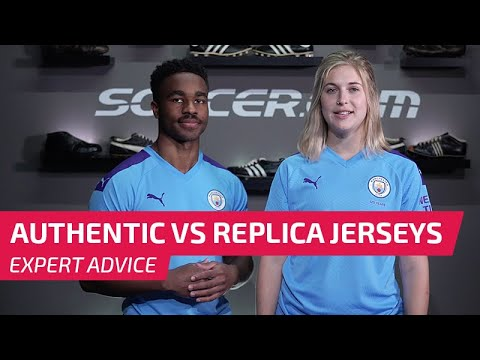 Authentic Vs Replica Soccer Jerseys - Key Differences Explained | Expert Advice
