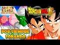 Adri?n Barba -  Por siempre so?ando [Forever Dreaming] Dragon Ball Super ED 4 cover