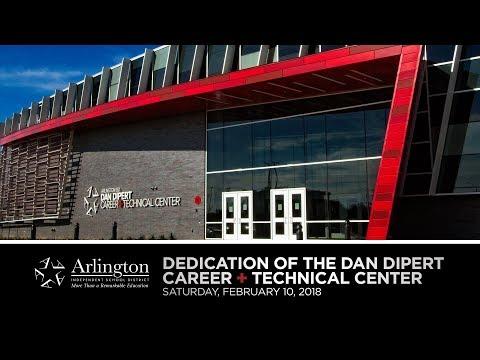 Dedication of the AISD Dan Dipert Career & Technical Center