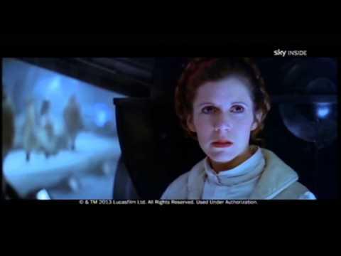 SKY Italia SKY Cinema Star Wars January 2014