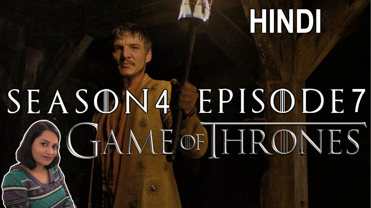 Download Game of Thrones Season 4 Episode 7 Explained in Hindi