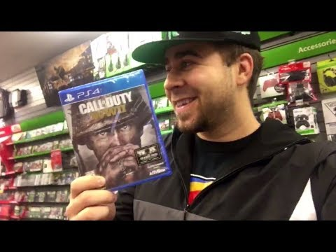 Returning Call Of Duty On Release Day To Gamestop Youtube