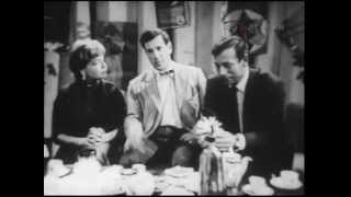 Yves Montand, Simone Signoret, Jean Marais and Lolita Torres in Moscow 1963 Video
