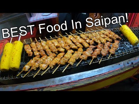 Best Places To Eat In Saipan, Northern Marianas Islands.