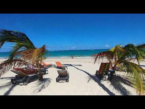 Hotel Occidental Grand Punta Cana -amazing Beach !!! 1.11.2017
