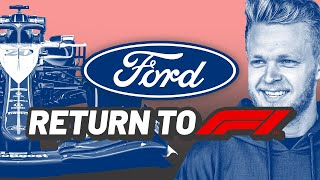 What if Ford Returned to Formula 1?