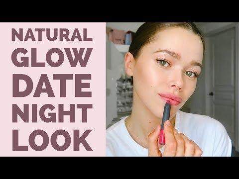 Natural Glow Date Night Makeup Tutorial