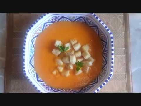 Тыквенный суп без блендера