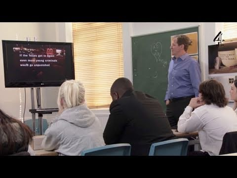 Jamie's Dream School | Alastair Campbell on Advertising and Campaigns