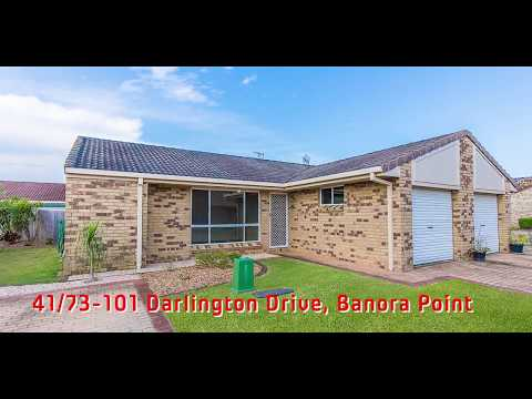 SOLD! 41/73-101 Darlington Drive, Banora Point NSW 2486 contact Christian Petersen 0417 408 086