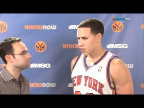 New York Knicks Mike Bibby Interview