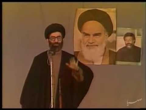 Welcoming Imam Khamenei - 9 mo...
