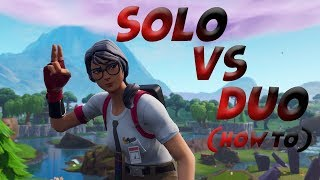 How to ACTUALLY get better at Fortnite (Solo v. Duo) | S8