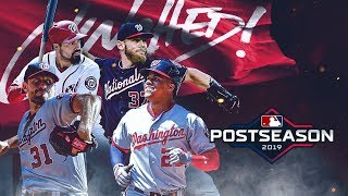 Washington Nationals clinch Postseason berth despite losing Bryce Harper! | How They Got There