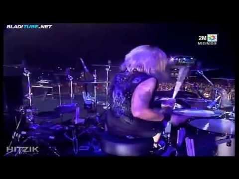 Festival Mawazine 2012- Concert Live d'Evanescence @ Mawazine, Rabat