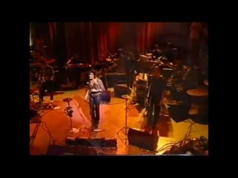"""44 - Fernanda Abreu """"Paisagem"""" no programa Música Brasileira Multishow em"""