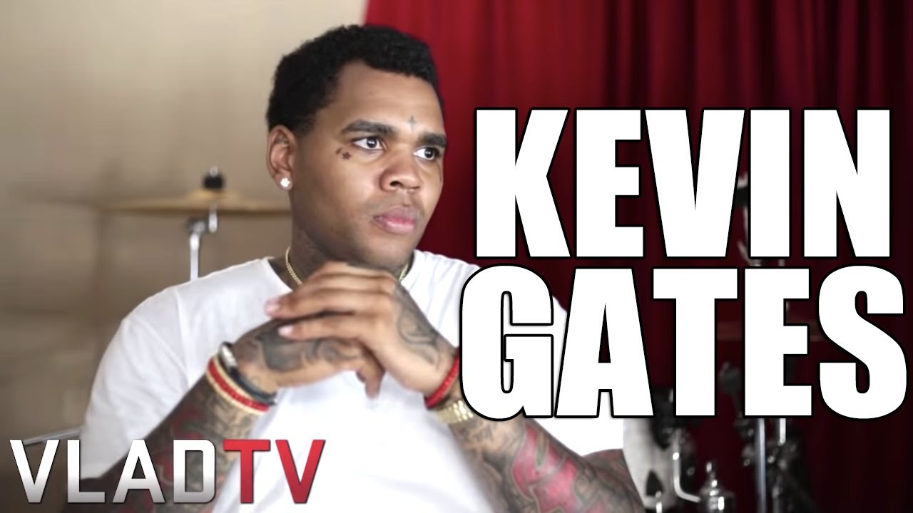 Kevin Gates: Prison Was Best Thing to Ever Happen to Me