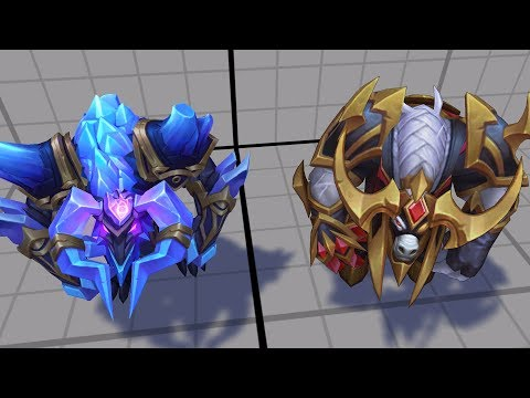 Is Blackfrost Alistar Better than Conqueror? Comparison of all Skins