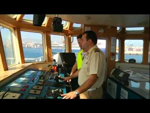 24 horas en el puerto de la Luz - Repor 7