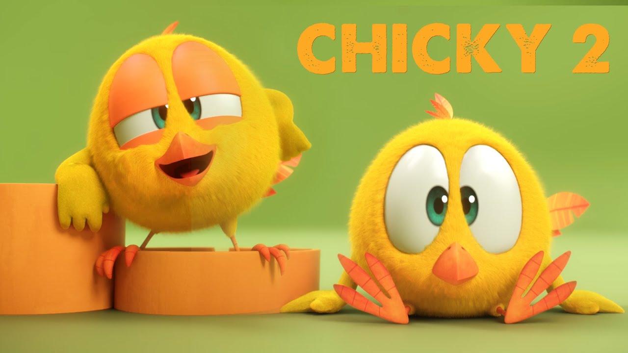 Download NOVA Temporada 2 - Onde está Chicky?   Episódio n ° 2   Desenhos Animados Infantil