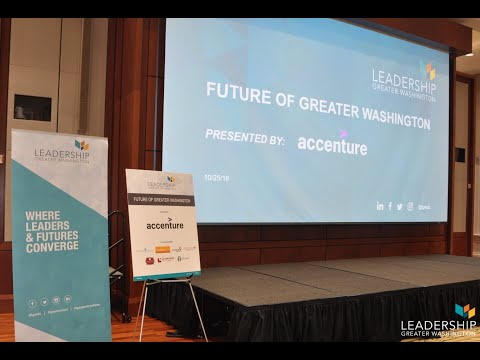 Third Annual Future of Greater Washington, Part 1
