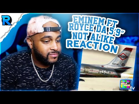 """Eminem - Not Alike Ft Royce Da 5'9"""" 