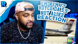 Eminem - Not Alike Ft Royce da 5'9"