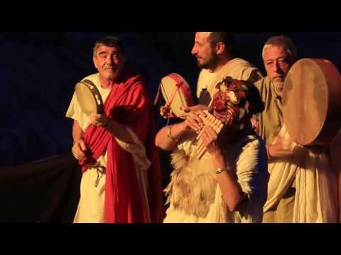 Music in ancient Rome - Tarragona Història Viva 2016