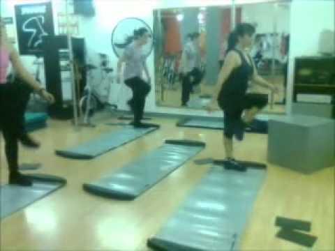 Slide fitness - YouTube