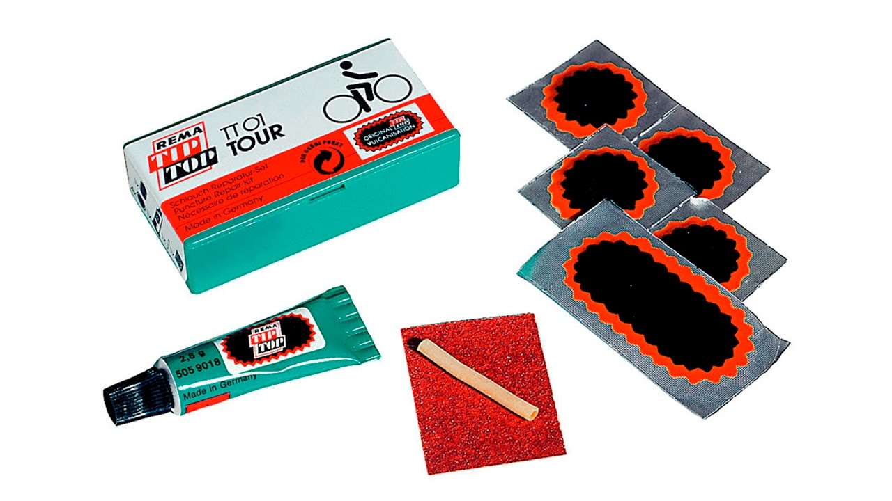 Amazon. Com: rema tip top tt02 touring bicycle tube repair patch.