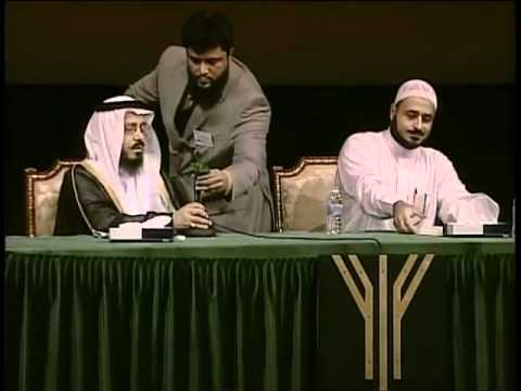 Dr. Zakir Naik in Saudi Arabia -Dialogue Between Religions-1/4