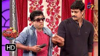 Raising Raju Performance | Jabardasth | 1st November 2018 | ETV  Telugu