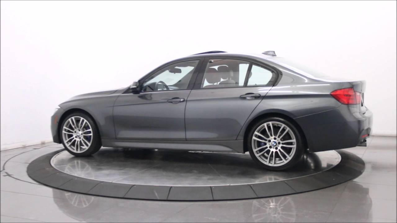 2014 bmw 335i xdrive m sport sedan youtube. Black Bedroom Furniture Sets. Home Design Ideas