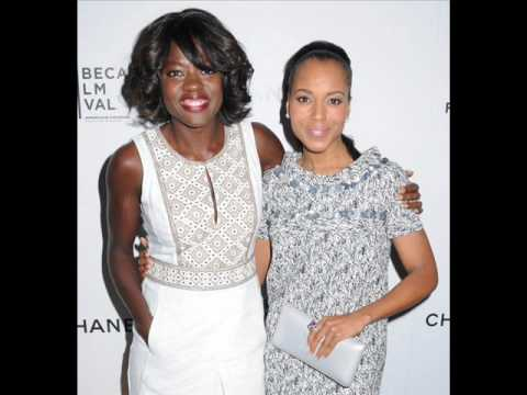 Congratulations to Viola Davis and Kerry Washington for successful production companies