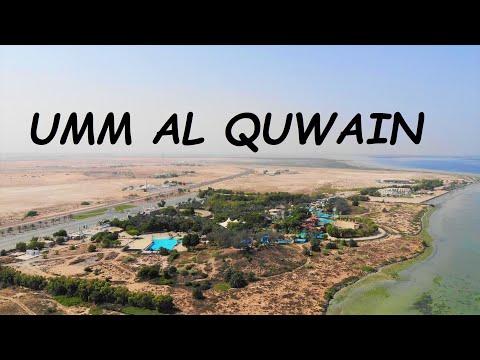 UMM AL QUWAIN | Hidden Place In UAE Dubai| Umm Al Quwain Beach (4K)