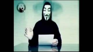 Anonymous - Message to Denmark // 5. November
