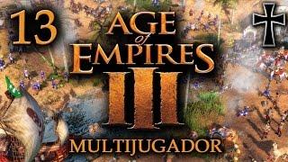Age of Empires III - 13ª Partida Multijugador - Miguel, Lucho y Fede