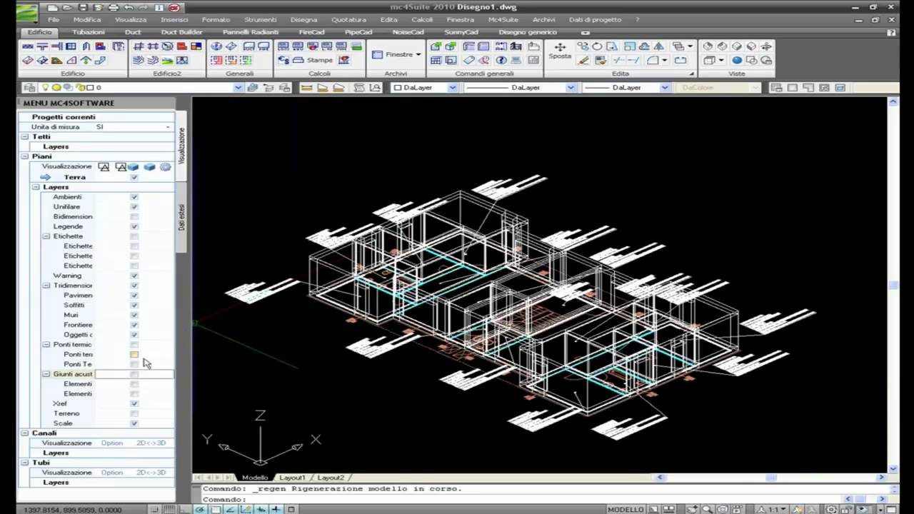 L10 impianti certificazione energetica dell 39 edificio for Certificazione impianti