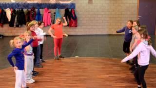 Dansweekend Dansgroep Adagio 2013 (1&2)