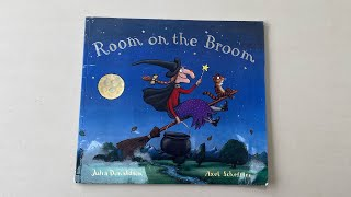 Story Time by Room on the Broom by Julia Donaldson and Axel Scheffler read by Mrs O'Kelly