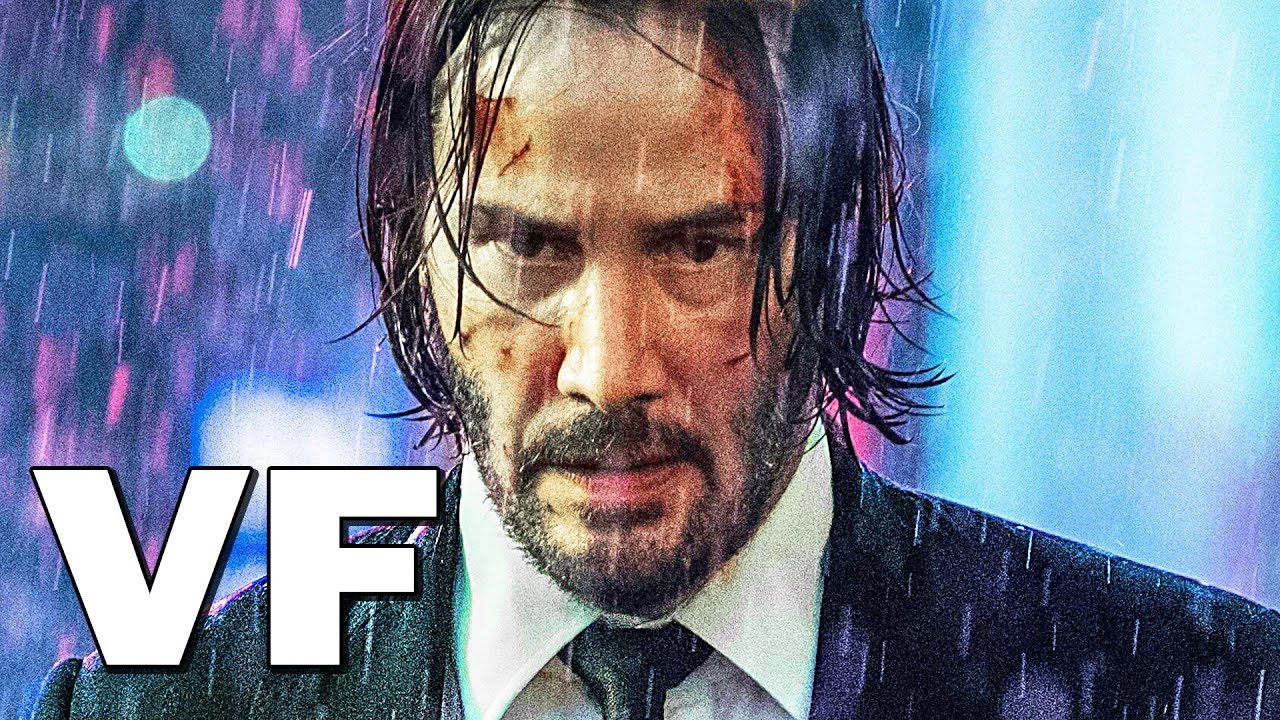 JOHN WICK 3 Bande Annonce VF (Keanu Reeves, 2019)