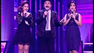 The Voice Thailand ปุ้ย VS ตุ้ม VS คีย์ เสน่หา 21 Oct 2012 YouTube