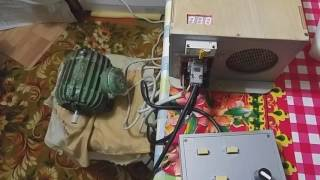 Частотный преобразователь 220 - 380 регулятор оборотов электродвигателя сделанного своими руками(Обзор частотного преобразователя 220 - 380 регулятор оборотов электродвигателя сделанного своими руками..., 2017-01-21T17:43:01.000Z)