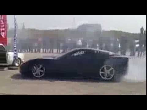 Memoirs of an accident with a Corvette Fiat