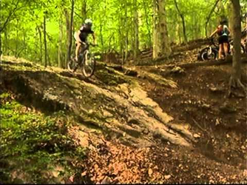 Outdoors Maryland - mountain biking